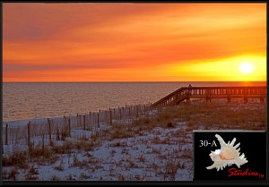 Cape San Blas FL Sunset